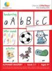Alphabet Mastery Workbook 3.1